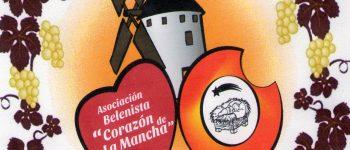 Logo de la Asociación Belenista Corazón de La Mancha