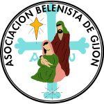 Logo de la Asociación Belenista de Gijón