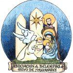 Logo de la Asociación de Belenistas de Hoyo de Manzanares
