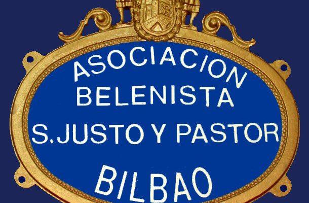 Logo de la Asociación Belenista Santos Justo y Pastor de Bilbao