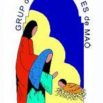 Logo Grup de Pessebristes de Maó