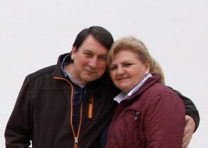 José Manuel Romero Melero y Rosa María Linares Lira