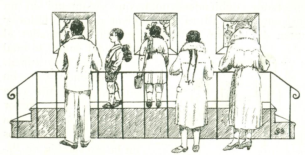 Solución que hace compatibles varios puntos de vista en un pesebre de gran público.