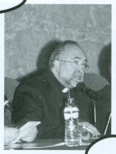 Fr. Jesús Sanz Montes OFM, pregonero de la Navidad 2013 en Oviedo (13/12/2013)