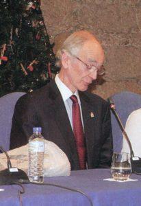 Jaime Martínez González-Río, pregonero de la Navidad 2015 en Oviedo (19/12/2015)