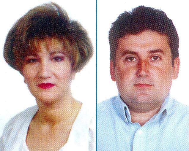 María del Mar Causapié y Miguel Ángel Pérez Bedmar - Trofeo FEB 1999