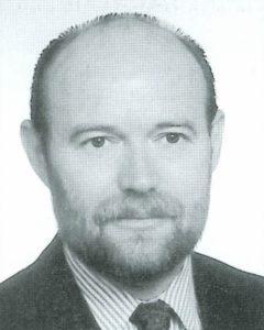 D. Francisco Tirado Estupiña, Presidente de la Asociación Belenista de Castelló