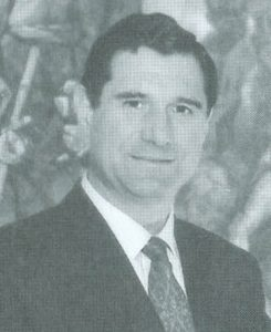 D. José Luis Gimeno Ferrer, Alcalde de Castellón