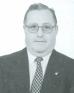 D. Juan Roig Carretero, Presidente de Federación Española de Belenistas