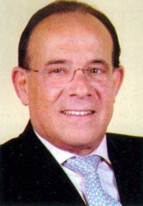 D. Hernán Díaz Cortés, Alcalde de El Puerto de Santa María
