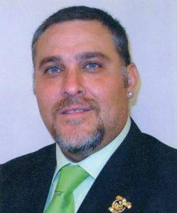 D. Francisco José Pérez Moreno, Presidente de la Federación Española de Belenistas