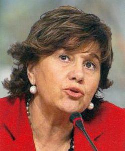 Dª. Josune Ariztondo Akarregi, Diputada Foral de Cultura de Bizkaia
