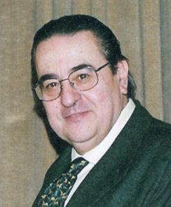 D. Juan Miguel Ferré Pérez, Presidente de la Asociación Belenista de Bizkaia - Bizkaiko Belenzaleen Elkartea