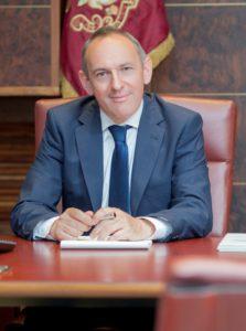 D. Ramiro González Vicente, Diputado General de Álava