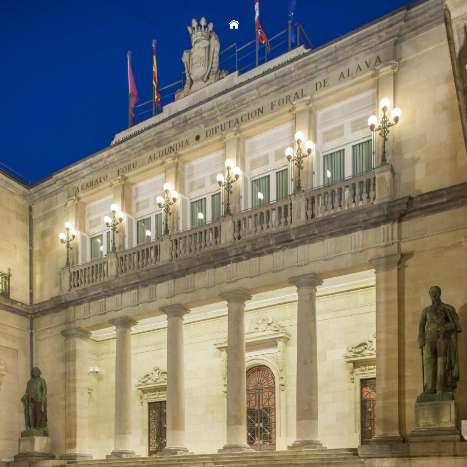 Palacio de la Diputación Foral de Álava