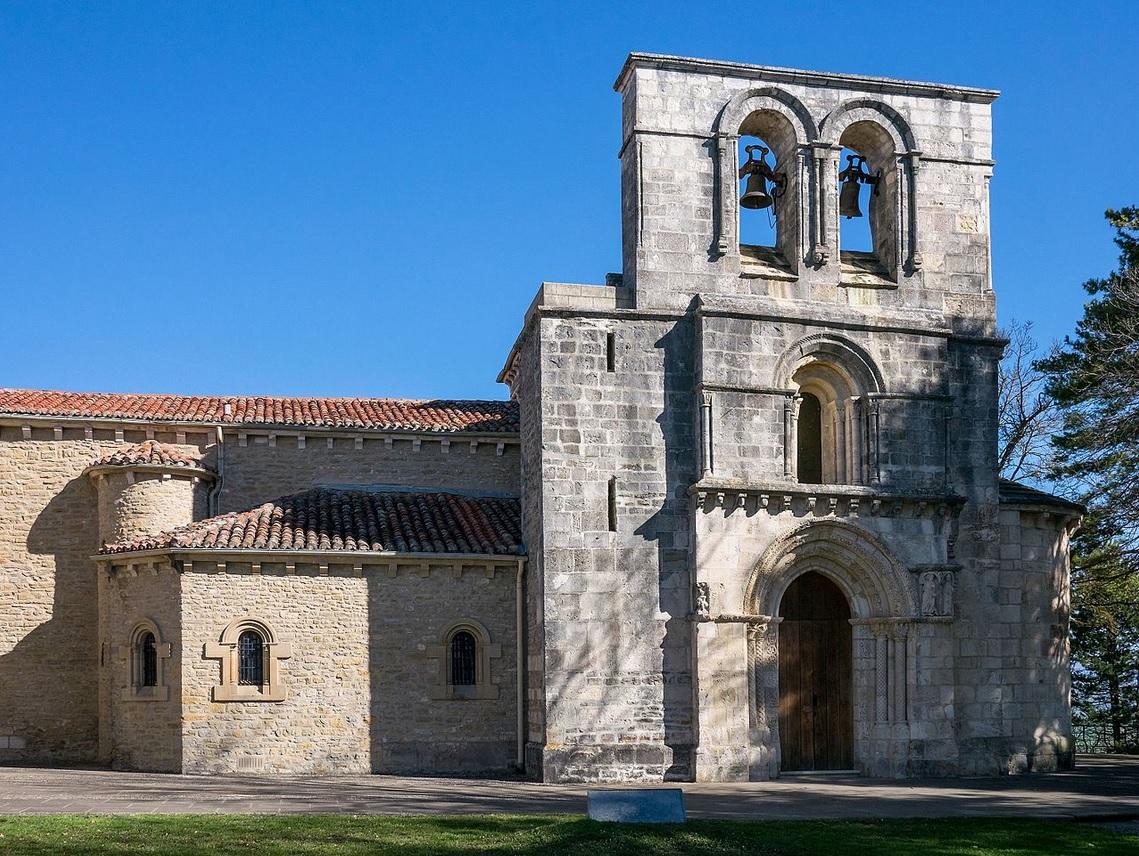 Santuario de Nuestra Señora de Estíbaliz, en Argandoña (Álava)