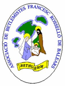Logo antiguo Betlemistes de Mallorca (Associació de Betlemistes Francisco Roselló de Balears)