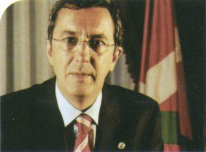 D. José Luis Bilbao Eguren, Diputado General de Bizkaia