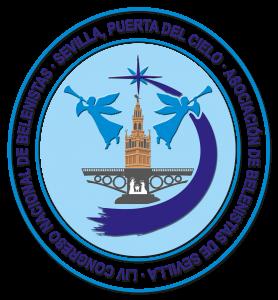 Logo LIV Congreso Nacional Belenista - Sevilla 2016