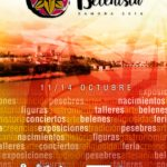 Cartel LVI Congreso Nacional Belenista - Zamora 2018