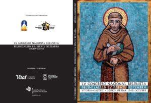 """Portadillas del """"Libro del LV Congreso Nacional Belenista"""" celebrado en Vitoria-Gasteiz del 12 al 15 de octubre de 2017, editado por la Asociación Belenista de Álava"""