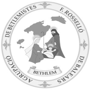 Logo de la Agrupació de Betlemistes Francesc Rosselló de Balears