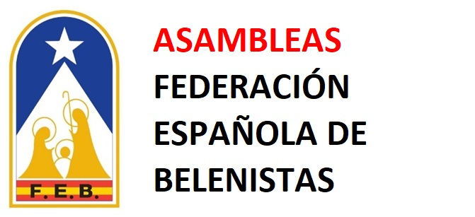 Asambleas Federación Española de Belenistas