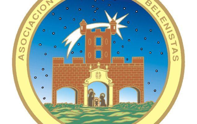 """Logo de la Asociación Gaditana de Belenistas """"Estrella de Oriente"""""""