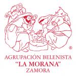 """Logo de la Agrupación Belenista """"La Morana"""""""