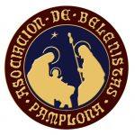 Logo de la Asociación de Belenistas de Pamplona