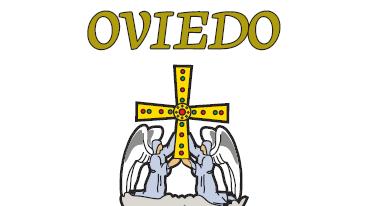 Recorte Logo de la Asociación Belenista de Oviedo