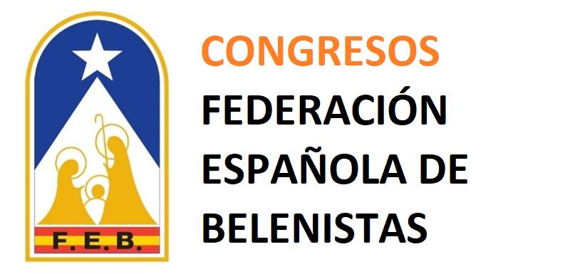Congresos Federación Española de Belenistas