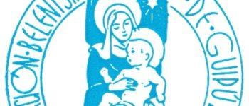 """Logo de la Gipuzkoako Belenzaleen Elkartea """"Francisco de Asís"""" Asociación Belenista de Gipuzkoa"""