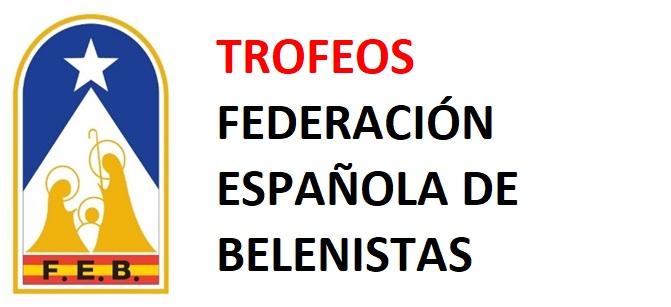 Trofeos Federación Española de Belenistas